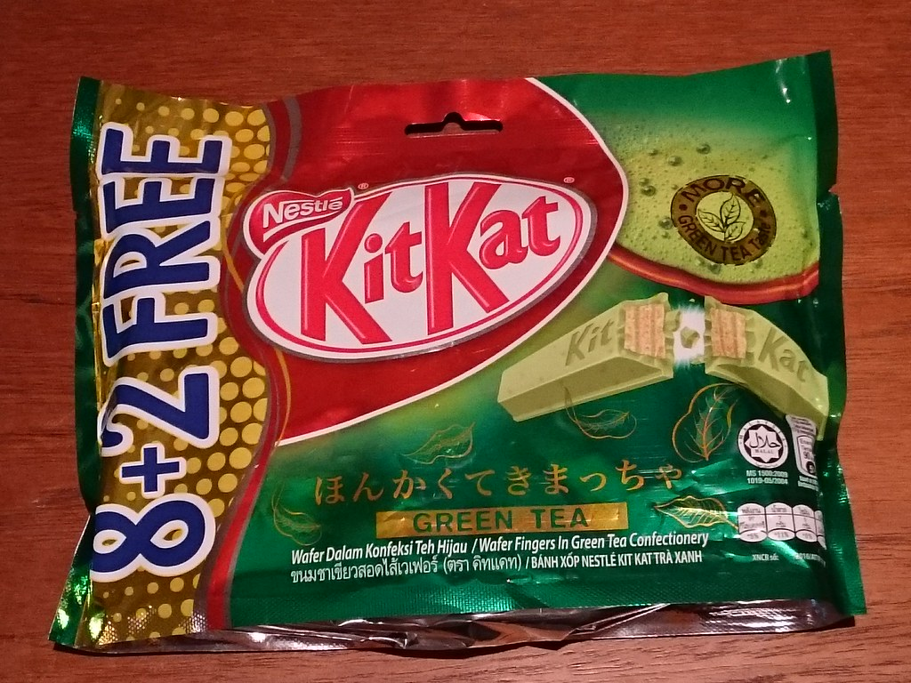 The Worlds Best Photos Of Kitkat And Vietnam Flickr Hive Mind Green Tea Kit Kats From Ali Haikugirl Tags Chocolate