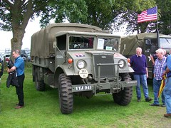 1944 Canadian Ford F60S (1) (dougie.d) Tags: classic ford truck vintage scotland military rally veteran classiccars cmp albion biggar blackwood 2015 fordcanada f60s biggarvintagerally2015
