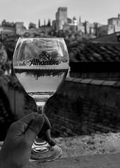 Alhambra (L(o)urdes Hernndez) Tags: blackandwhite bw blancoynegro abril granada fujifilm x30 alambra 2015 lourdeshernndez