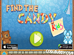 尋找糖果:兒童(Find The Candy: Kids)