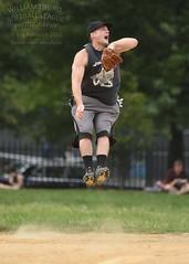 08/23/2015- Williamsburg Softball League- Week 20 (KINGFREAK) Tags: usa newyork brooklyn games williamsburg mccarrenpark softball coed greenpoint league wsl