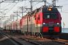 2ES4K-103 (zauralec) Tags: 103 поезд локомотив станция электровоз лазаревское 2es4k 2es4k103 2эс4к