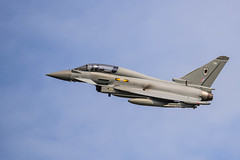 RAF Typhoon ZJ808 (Lee532) Tags: plane nikon fighter force outdoor aircraft aviation military air jets jet royal aeroplane eurofighter tamron typhoon raf d610 coningsby 150600mm