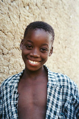 DJENBOY (bartlebooth) Tags: africa 35mm olympus westafrica mali djenne superzoom70