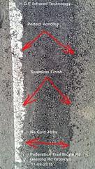 10 Vic Road Demo Work Federation Trail Geelong Rd Brooklyn 11-09-15