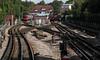 Approaching Watford (Hawkeye2011) Tags: uk building london station architecture metro tube railway londonunderground metropolitanline watford tfl lul 2015