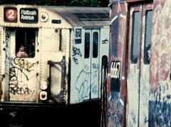 NY in the 80s 466 (stevensiegel260) Tags: newyork subway graffiti 1980s subwaygraffiti