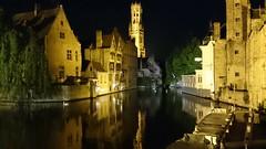 Bruges (moscouvite) Tags: voyage belgique bruges nuit heleneantonuk sonysgp521