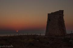 Torre minervino (paolotrapella) Tags: italy torre alba tramonti colori puglia