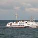Ausflugsschiff nach Usedom