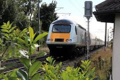 Virgin HST43238 22nd September 2015 Scrooby (asdofdsa) Tags: travel london electric train edinburgh power transport railway virgin locomotive highspeed doncaster levelcrossing scrooby hst eastcoastmainline ecml bawtry 22ndseptember2015scrooby