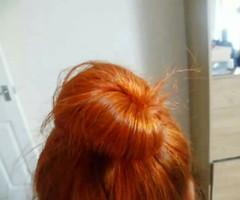 IMG_20151018_104939 (Nicolaspeakssometimes) Tags: hair orangehair hairbun