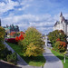 Chateau Laurier and Rideau Canal