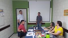 Treinamento de Líderes da Distribuidora Líder Tintas.