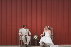 Theresa & James // Country Wedding // Middle of Nowhere, Ontario