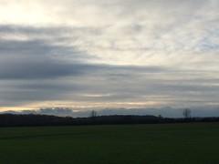 November sky (dark_dave25) Tags: new november cold sunny national trust sloes 2015 lyveden bield