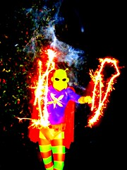 Killer Moth cosplay (the_gonz) Tags: sexy halloween cool geek fireworks cosplay moth halloweencostume killer comicbook batman dccomics gotham sparkler comiccon spandex bonfirenight sexyman supervillain roguesgallery arkham zentai killermoth cosplaycostume sexycosplay batmancosplay batmanroguesgallery dccomicscosplay drurywalker gothamcosplay killermothcosplay