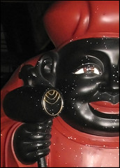 Happy Buddha (Aimless Alliterations) Tags: japan kyoto canonpowershota610