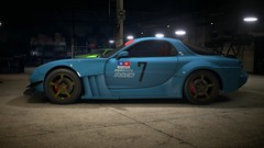 RX-7 Bulid Updated Version (Racedriver117) Tags: auto mazda rx7 nfs ps4 modellista