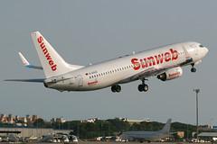 Sunweb - B737 (Maillekeule) Tags: off take boeing palma takeoff 737 b737 decollage daxle majorque sunweb
