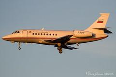 Bulgaria Government Dassault Falcon 2000  'LZ-OOI'  LMML (Melvin Debono) Tags: 2000 bulgaria falcon summit government melvin valletta dassault debono lmml lzooi
