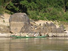 """Première journée de bateau sur le Mékong entre Houeisai et Pakbeng <a style=""""margin-left:10px; font-size:0.8em;"""" href=""""http://www.flickr.com/photos/127723101@N04/23236463434/"""" target=""""_blank"""">@flickr</a>"""