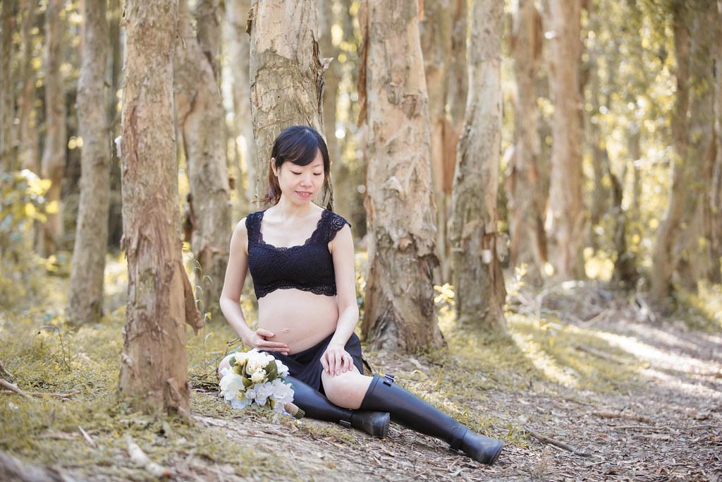 孕婦寫真,孕婦攝影,樹林孕婦,芒草孕婦,草原孕婦,Ajax&Far206