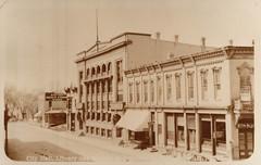City Hall, Library, Armory, Stotzer Granite