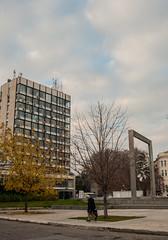 Meydanda Bina (svabodda) Tags: bulgaria plovdiv bulgaristan filibe