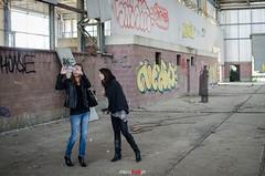DSC_6415_b (Marco Frig Photographer) Tags: girls red urban black halloween work project dark costume nikon artist factory vampire story horror diaries vampiri