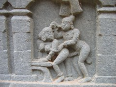 Hosagunda Temple Sculptures Photos Set-1-Erotic sculptures (12)