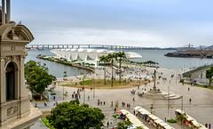 A Nova Praa Mau - Rio de Janeiro (mariohowat) Tags: novapraamau riodejaneiro rio2016 museudeartedoriodejaneiro museudoamanh brazil brasil praamau