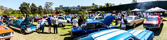 _MG_6108-Pano.jpg (SydneyLens) Tags: miramargardens hdr carshow northernbeaches hdrphotography automotive musclecars terreyhills newsouthwales australia au