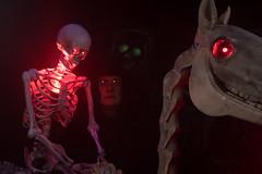 The Undertaker Watches You (UnsignedZero) Tags: california celebrationevent cosplaytype generichalloween in indoor indoors inside item mareisland nightmareisland object solanocounty vallejo