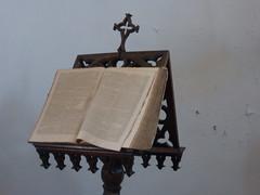 Eglise de Sainte Eulalie, Cantal (olivierblaz) Tags: église de sainte eulalie cantal art roman sculpture chapiteau chapiteaux modillon modillons