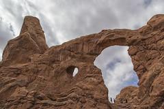Arches B25A0116 (raddox) Tags: arches nationalpark moab utah turretarch rockformation