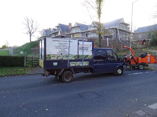 Cutting Hedge, Petersons', Maendy Way, Pontnewydd, Cwmbran 5 November 2016