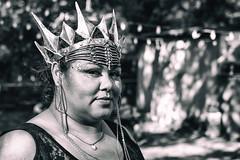 Ursula en pose (Eck-tor) Tags: ursula disney costume blackwhite portrait sigma canon 7d mark ii