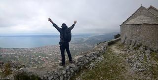 Biranj (631 m), Kozjak, Hrvatska / Croatia