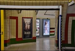 Piccadilly Circus Tube Station (TexanInLondon) Tags: piccadilly circus tube station londonengland