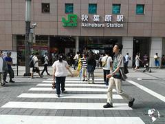 Akihabara JR Station (ComiendoXelmundo) Tags: japon japn visitjapan cities japan rtw roundtheworld world wouldyoutravel travel travelblogger tokyo tokio streetphotography huaweiathul06 huawei huaweishotx huaweihonor7i