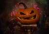 pumpkin decay (Mari Anne Werier) Tags: halloween pumpkin