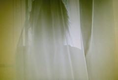 silhouetta (joei.laut) Tags: joeilaut november 2016 art silhouette pure unprocessed woman window monochrome yellow