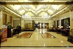 Entrance lobby (A. Wee) Tags: sheraton  yogyakarta indonesia  mustika resort hotel  lobby