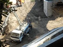 Deep down (GrusiaKot) Tags: ucraina ukraine україна украина travelling autumn digging kharkiv kharkov down building costruction
