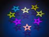 Monday, December 26: Redux 2016--My Favorited&星綴(Star)#心(heart) (*泛攝影*) Tags: 台灣 光 taiwan 室內 閃光 nature macro gx7 color 微距 特寫 景深 探索 explore macromondays redux2016 december26 monday stars heart