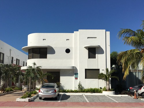 Art Deco Apartments Surfside 1946