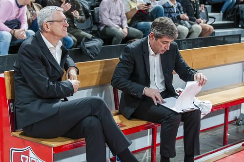 Savo Vucevic & Gérald Simon - ©JacquesCormarèche