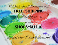 Free shipping 23 - 27 on my etsy shop (KristinVictoria) Tags: shopsmall shop small 2016 16 free shipping promo coupon code etsy art artist artistic based texas tx from washington wa state create colours creating colors colour color curves curve detail details emotion expressing emotions expression expressions ladyboss lady boss workworkwork werkwerkwerk always alwayscreating creative alwaysworking alwayspainting working work painting bookmark bookmarker mark book marker fine fineart water watercolor watercolour acrylic paint painted large