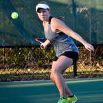 DFHS-Girls Tennis-vs-RBHS-Lower State-11/7/16